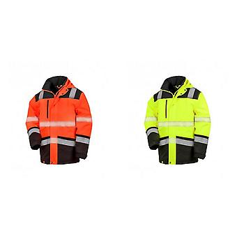 Result Adults Unisex Safe-Guard Safety Soft Shell Jacket