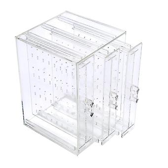 Transparent Jewelry Box