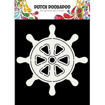 Dutch Doobadoo Dutch Card Steering Wheel Ship 470.713.687 A5