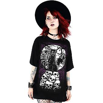 Restyle - morbid cat - t-shirt