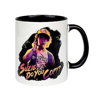 Stranger Things, Mug - Suzie, Do You Copy