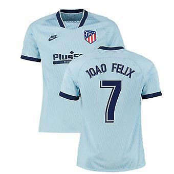 2019-2020 Atletico Madrid Tredje Nike Fotbollströja (Joao Felix 7)