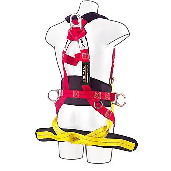 sUw - 3 Point Comfort Plus Full Body Fall Arrest Harness