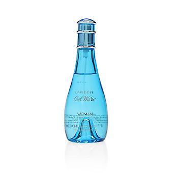 Cool water by davidoff for women 3.4 oz eau de toilette spray (tester no cap)
