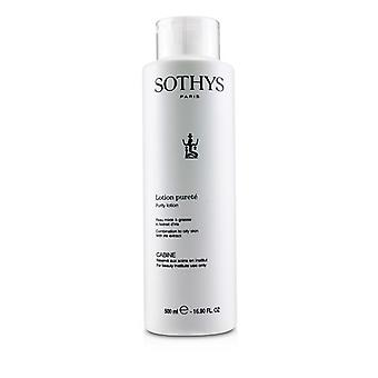 Purity Lotion - For Combination To Oily Skin  With Iris Extract (salon Size) - 500ml/16.9oz