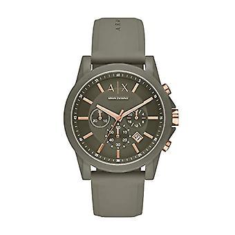 Armani Exchange Clock Men's ref. AX1341 function