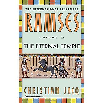 The Eternal Temple by Christian Jacq - 9780446673570 Book