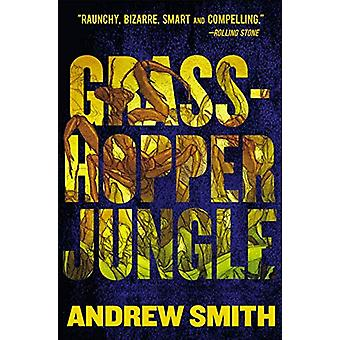 Grasshopper Jungle by Andrew Smith - 9781405295932 Book