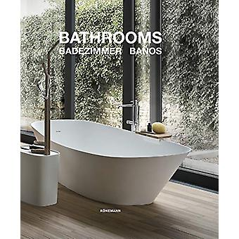 Bathrooms by Claudia Martinez Alonso - 9783741923777 Book