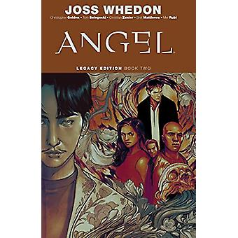 Angel Legacy Edition Book Two de Joss Whedon - 9781684154906 Livre