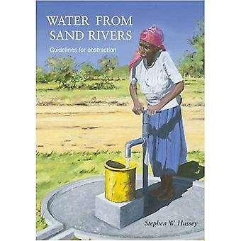 Water from Sand Rivers: Guidelines for Abstraction