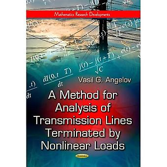 METHOD FOR ANALYSIS OF TRANS. (Mathematics Research Developments)
