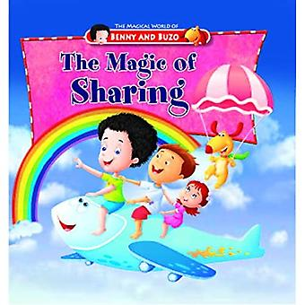 MAGIC OF SHARING (Magical World of Benny & Buzo Series)