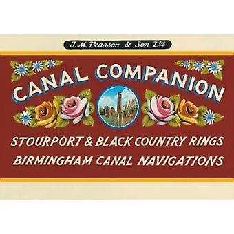 Pearsons Canal Companion  Stourport Ring  Black Country R by Michael Pearson