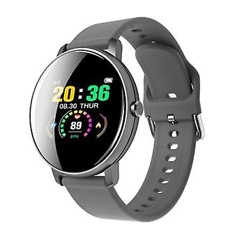 Lemfo Q5 Plus Sports Smartwatch Fitness Sport Activity Tracker Smartphone Watch iOS Android iPhone Samsung Huawei Gray