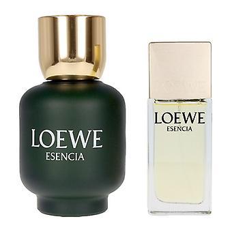 Men's Perfume Set Esencia Loewe EDT (2 pc's)