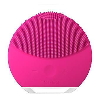 Facial Cleansing Brush Luna Mini 2 Foreo Fuchsia