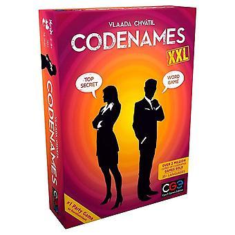 Codenames XXL Card Game