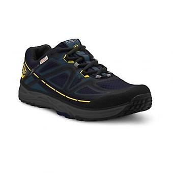 Topo Hydroventure Mens Trail Running Shoes Navy/black