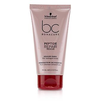 Bc bonacure peptide repair rescue sealed ends (for damaged ends) 232298 75ml/2.5oz