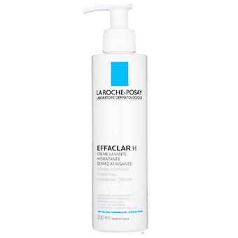 Kasvojen puhdistusaine Effaclar H La Roche Posay/200 ml