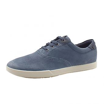 ECCO 536224 Collin Men's Lace-up Sneaker In Denim