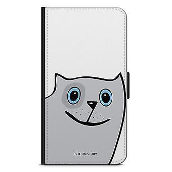 Bjornberry lompakko tapauksessa iPhone 7 - Funny Cat