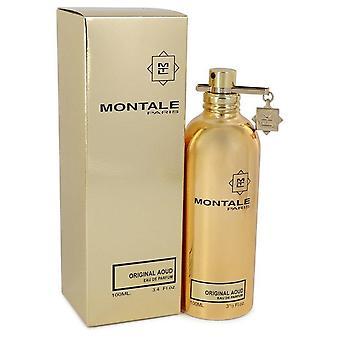 Montale Original Aoud Eau De Parfum Spray (Unisex) von Montale 3.4 oz Eau De Parfum Spray