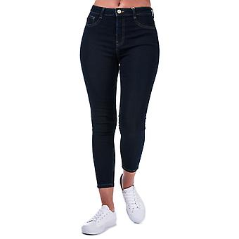 Women's Only Hi-Rise Skinny Jeans in Blue