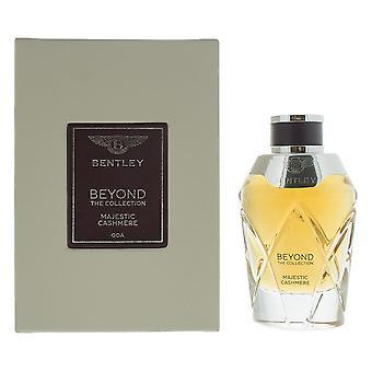Bentley Beyond The Collection Majestic Cashmere Goa Eau de Parfum 100ml Unisex