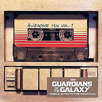 Guardians of the Galaxy: Awesome Mix 1 - Guardians of the Galaxy: Awesome Mix 1 [CD] USA import