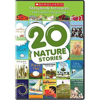 20 historias de la naturaleza [DVD] los E.e.u.u. la importación
