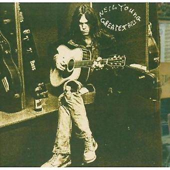 Neil Young - Greatest Hits [CD] USA import