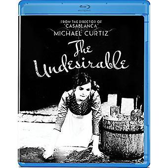 Undesirable [Blu-ray] USA import