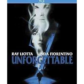 Unforgettable [Blu-ray] USA import