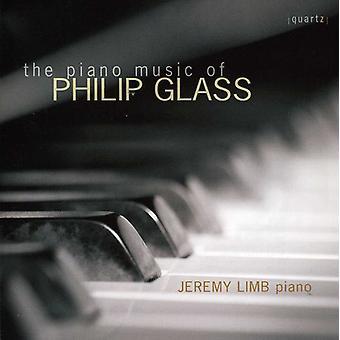 P. Glass - Piano Music of Philip Glass [CD] USA import