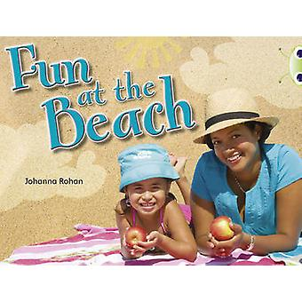 Bug Club Nonfiction Lilac Fun at the Beach 6pack by Johanna Rohan