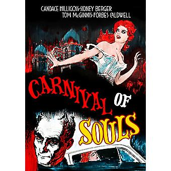 Carnival of Souls ('62) [DVD] USA import
