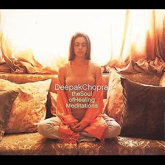 Deepak Chopra - Soul of Healing Medi [CD] USA import