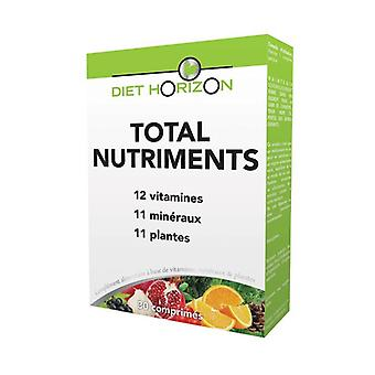 Total Nutrients Adult 30 tablets