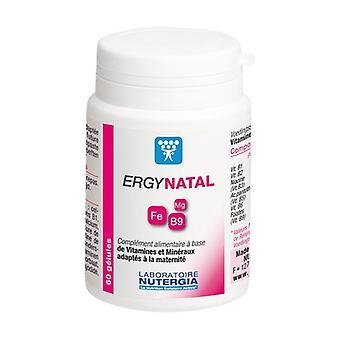 Ergy-Natal 60 tabletten