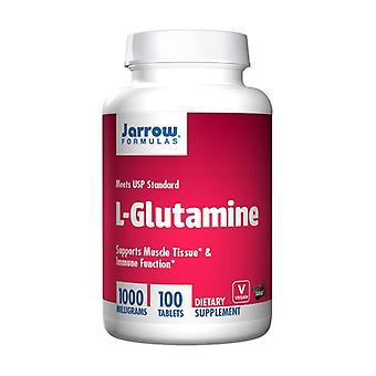 L-Glutamine 1000Mg 100 tablets