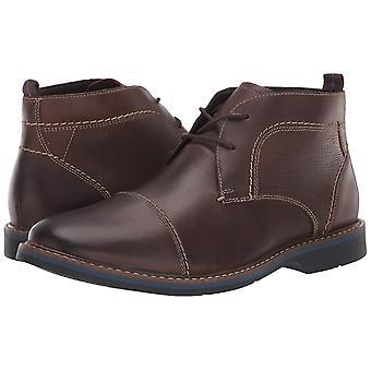 Nunn Bush Men & apos, s Topánky Pasadena Kožené Mandľový Toe Členkové Módne topánky