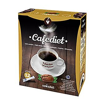 Cafediet 12 units of 4g