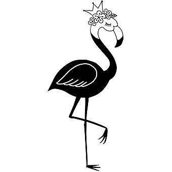 Aladine Puinen leima Flamingo