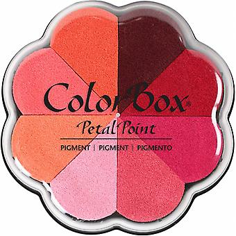 Clearsnap ColorBox Pigment Petal Point Kiss