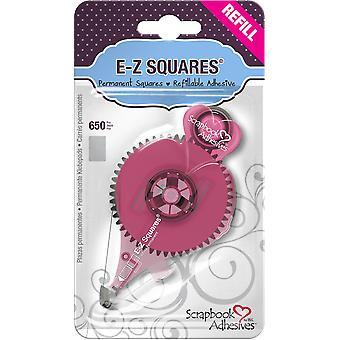 Scrapbook Adhesives E-Z Squares Refill
