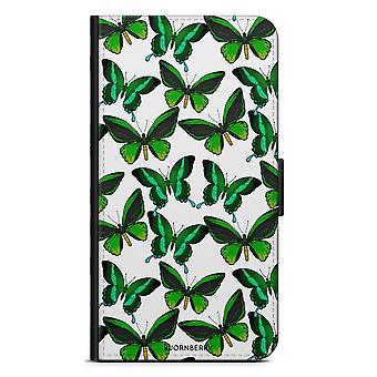 Bjornberry Brieftasche Fall LG G5 - Schmetterlinge