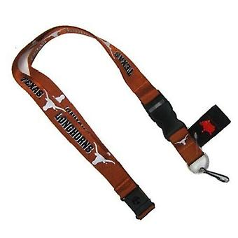 Texas Longhorns NCAA Lanyard