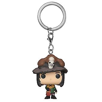 Harry Potter Snape Boggart Pocket Pop! Keychain